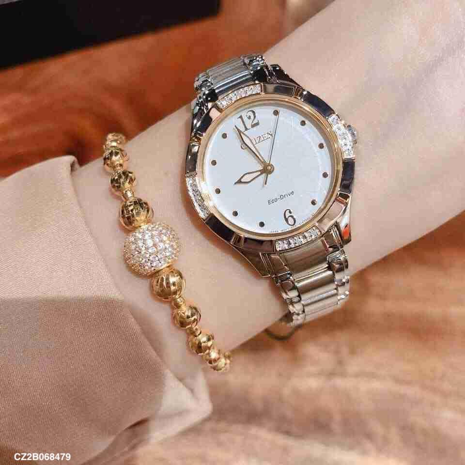 Đồng hồ nữ Citizen cao cấp chính hãng